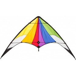 Delta kite HQ Orion Rainbow