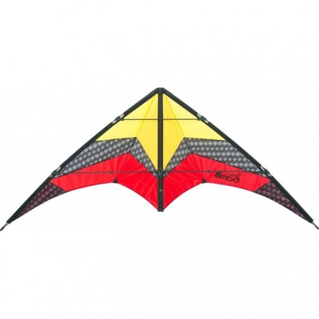 HQ Invento - Delta kite Limbo II / Lava