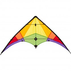 Kite HQ INVENTO delta Rookie Rainbow