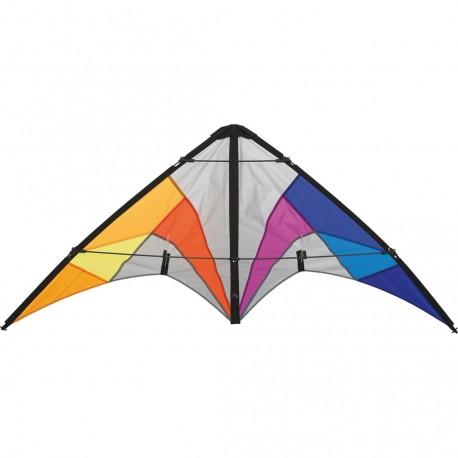 Kite HQ INVENTO delta Quickstep II Rainbow