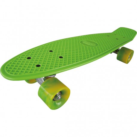 Pennyboard STREET SURFING Beachboard California Dream /Green