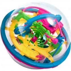 Hlavolam 3D labyrint | Addict A Ball 14cm - malý