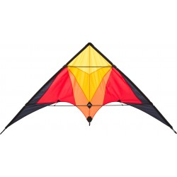 HQ Invento - Delta kite Trigger / Rainbow