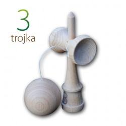 Kendama Trojka Kyu