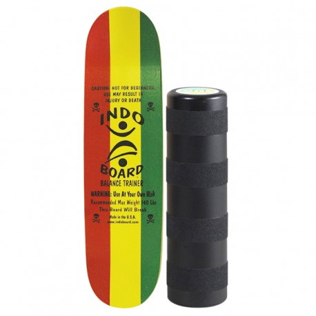 Indo Board - Mini Kicktail Rasta