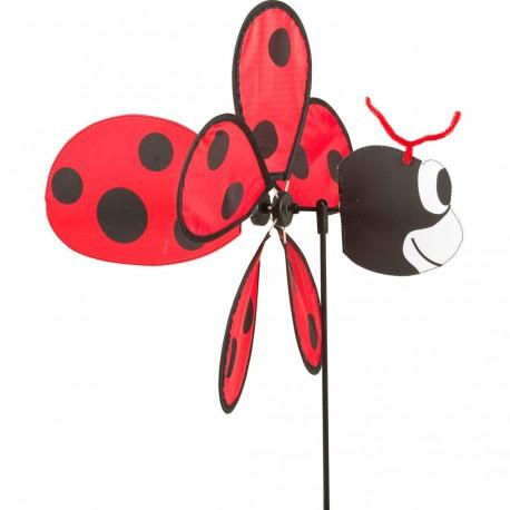 Spin Critter LadyBug - Beruška