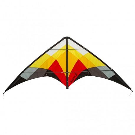 Delta kite HQ Salsa III Blaze