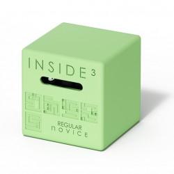 Inside 3 Cube Regular noVICE (Zelená)
