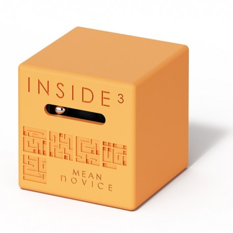 Inside 3 Cube Mean noVICE (Oranzova)